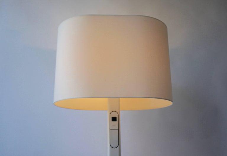 20th Century 1980s Staff Floor Lamp For Sale