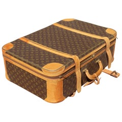 1980s Vintage Louis Vuitton Suitcase