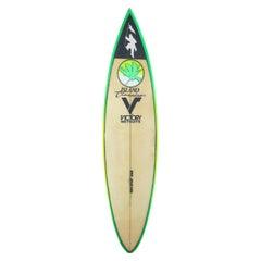 1980s Vintage Michael Ho Personal Island Classics Surfboard