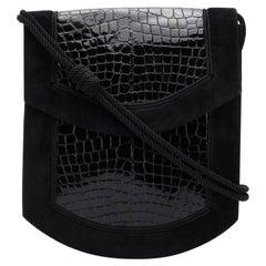 1980s Yves Saint Laurent Shoulder Bag