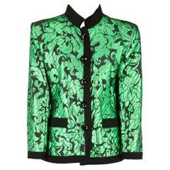 1980s Yves Saint Laurent Vintage Baroque Jacket