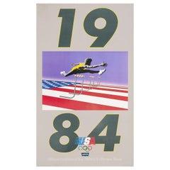 1984 Olympics 1984 U.S. Poster