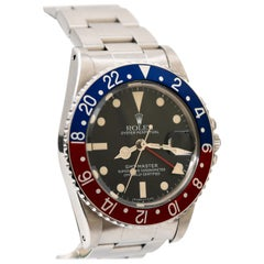 1984 Rolex GMT 16750 Patina Mint with Papers