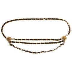 1984s Chanel Belt