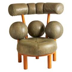 1986 Peter Opsivik Stokke Mobler Chair