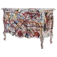 1988 Pollock Dresser