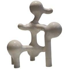 1989, Sculpture Les Simonnet Sculpteurs