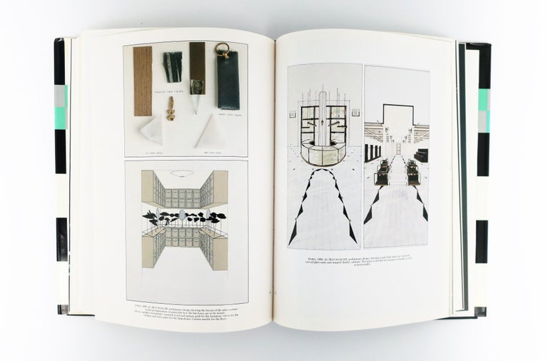 1990 Andree Putman A Designer Apart Library or Coffee Table Book For Sale 11