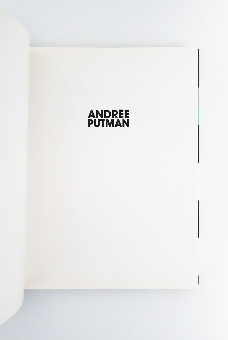 Late 20th Century 1990 Andree Putman A Designer Apart Library or Coffee Table Book For Sale