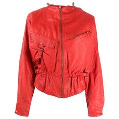 1990s A.N.G.E.L.O. Vintage Cult Leather Jacket