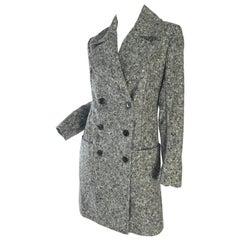 1990s Ann Demeulemeester wool coat
