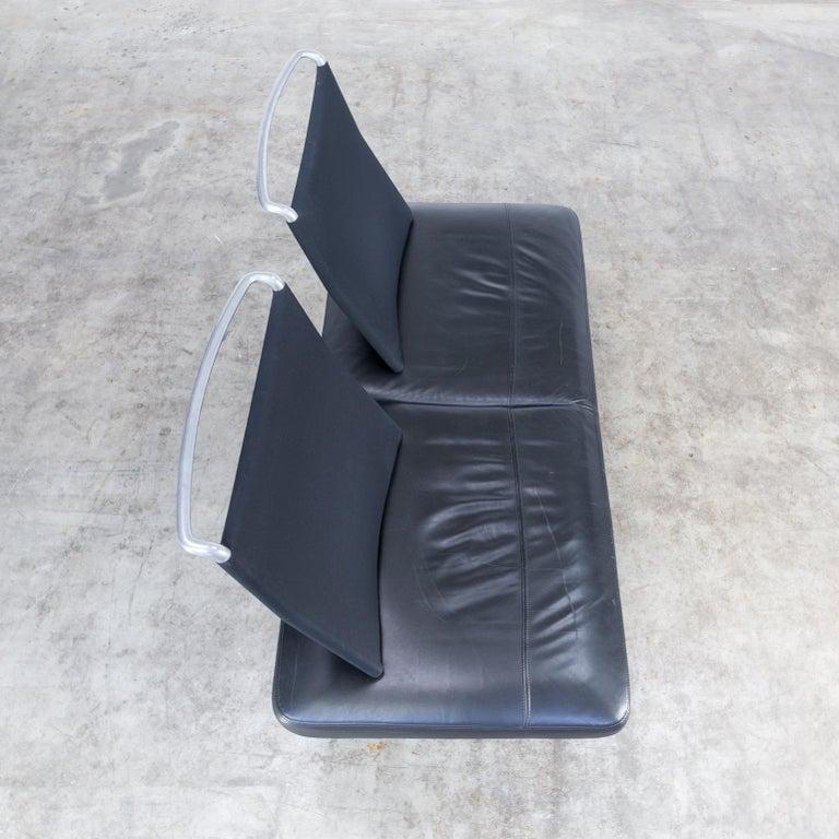 Aluminum 1990s Antonio Citterio 'Area' sofa for Vitra For Sale
