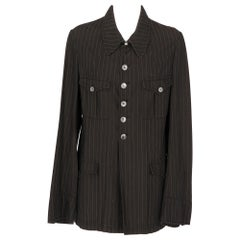 1990s Antonio Marras Pinstriped Jacket