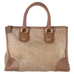 1990s Borbonese Handles Bag
