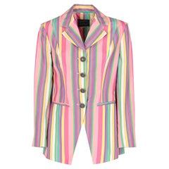 1990s Byblos Multicolor Jacket