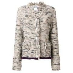 1990s Chanel Beige Jacket