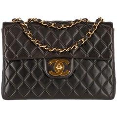 1990s Chanel Jumbo Vintage Bag