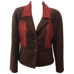 1990s Christian LaCroix Wool Jacket (42)