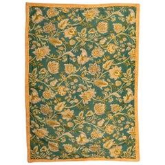 1990's Collectible Hermes Flowers Cotton Bathroom Towel