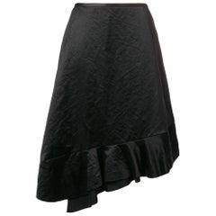 1990s Comme Des Garçons Aymmetrical Skirt