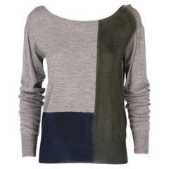 1990s Cp Company Color Blocks Sweater