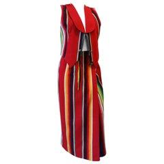 1990s DION Western Wear Serape Outfit