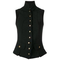 1990s Dolce & Gabbana Wool Vest