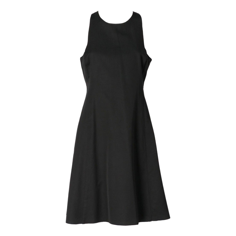 1990s Emporio Armani Jacquard Dress