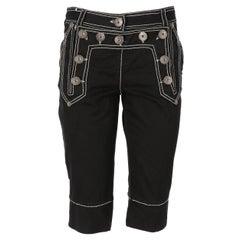 1990s Gianfranco Ferré Short Trousers