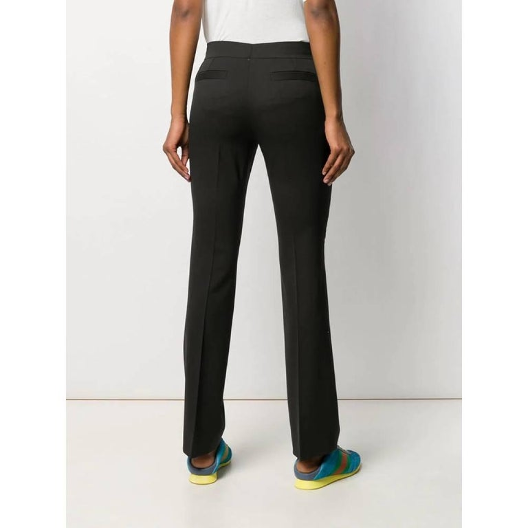 1990s Gucci Flared Trousers In Good Condition For Sale In Lugo (RA), IT