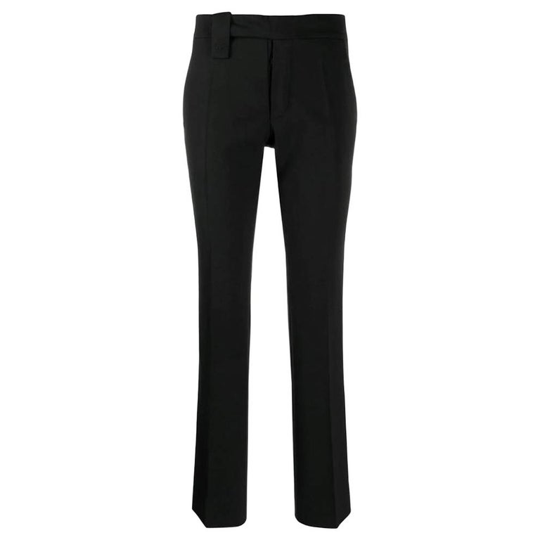 1990s Gucci Flared Trousers For Sale