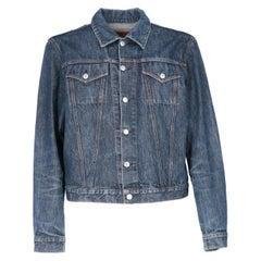 1990s Helmut Lang Blue Denim Jacket