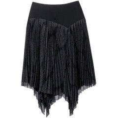 1990s Issey Miyake Asymmetrical Skirt