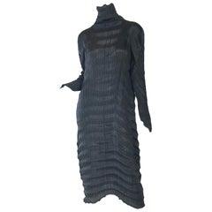 1990s Issey Miyake Pleated Dress