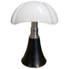 1990s Italian Martinello Luce Pipistrello Table Lamp