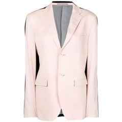 1990s Jil Sander Bicolor Cotton Jacket