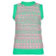 1990s Jil Sander Knitted Vest