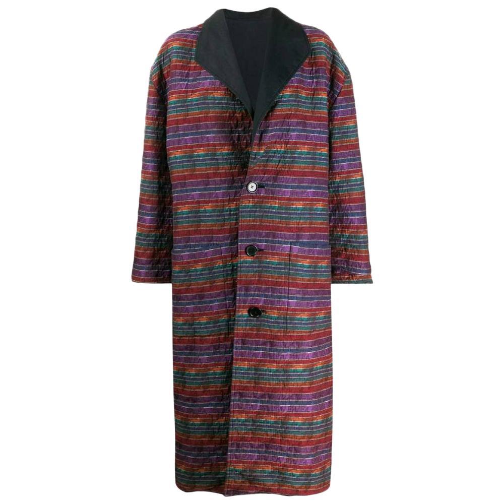 1990s Missoni Long Coat
