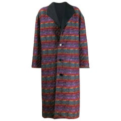 1990s Missoni Long Coat