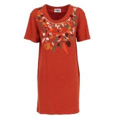 1990s Missoni Printed Dress
