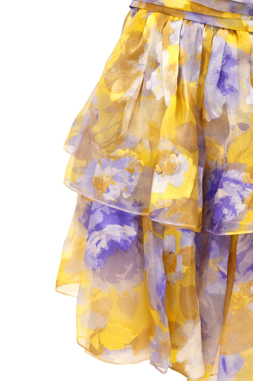 Transparent Pictures of Oscar De La Renta Dresses