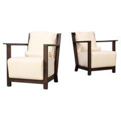 1990s Paola Navone 'Otto 111' Fauteuil for Gervasoni Set/2