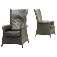 1990s Paolo Piva 'alta' Armchair for Wittmann Set of 2