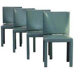 1990s Paolo Piva 'Arcadia' Dining Chairs for B&B Italia, Set of 4