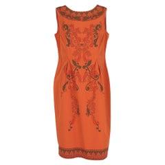 1990s Philosophy Floral Print Dress