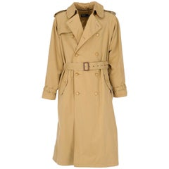 1990s Polo by Ralph Lauren Vintage Trench Coat