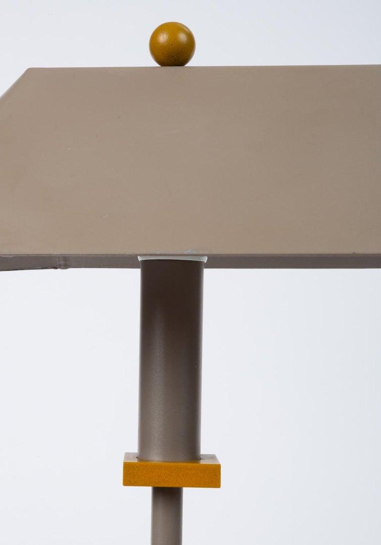 1990s Postmodern Desk or Table Lamp by Robert Sonneman for George Kovacs For Sale 1