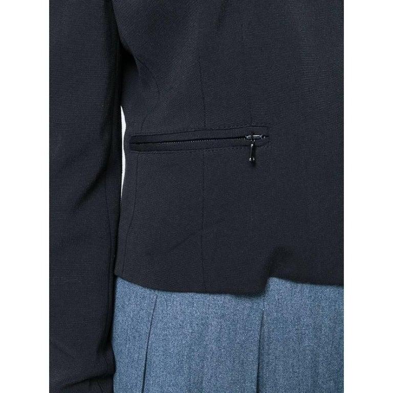 1990s Prada Black Jacket For Sale 1