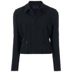 1990s Prada Black Jacket