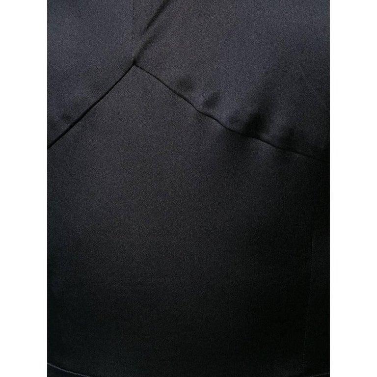 Women's 1990s Prada Black Short Dress For Sale